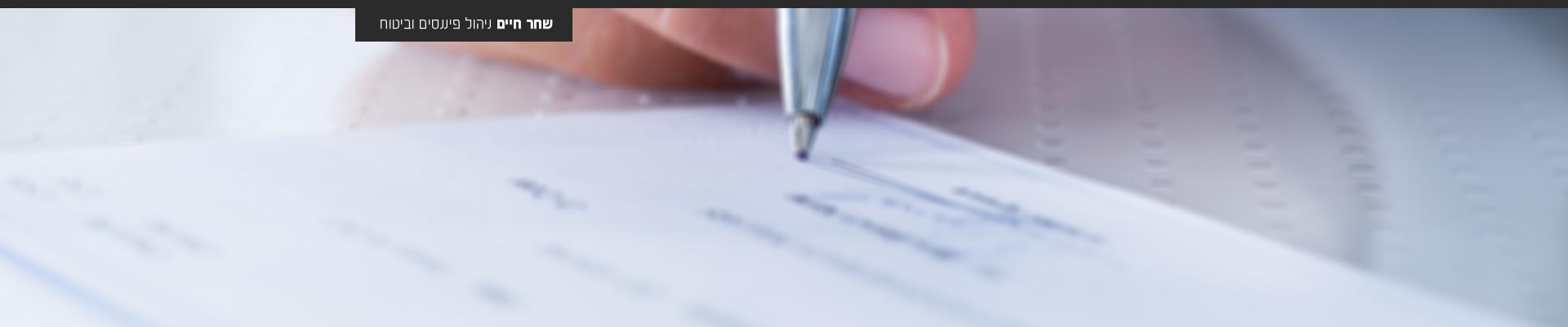 בדיקת כפל ביטוחים - דלתא פיננסים